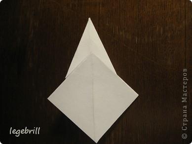 реалистичная лилия оригами фото 7