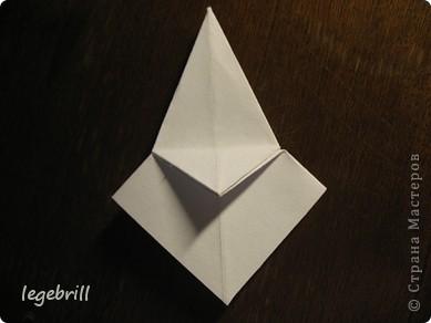 реалистичная лилия оригами фото 8