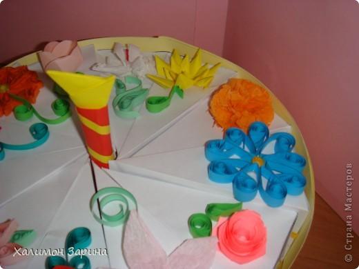 Тортик делала отсюда- http://stranamasterov.ru/node/25622, но старалась добавить что то свое. фото 2