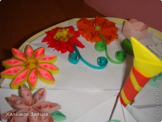 Тортик делала отсюда- http://stranamasterov.ru/node/25622, но старалась добавить что то свое. фото 3