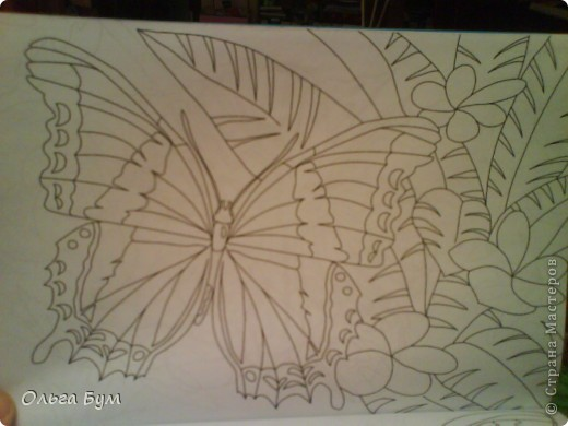 """Зима-зима-зима!!! А вот посмотрела на чудо http://stranamasterov.ru/node/134297#comment-1021598 и уже хочется лета! Однажды мы нарисовали обыкновенные детские витражи на нашем зеркале. И зимой они, по-моему, очень кстати - напоминают, что БУДЕТ-БУДЕТ ЛЕТО! """"Зимою - лета, осенью -весны..."""" Они сделаны по чудесной книжке-раскраске, которую по счастливой случайности повезло преобрести! Больше таких красивых раскрасок я в """"раскрасках"""" не встречала.  фото 16"""