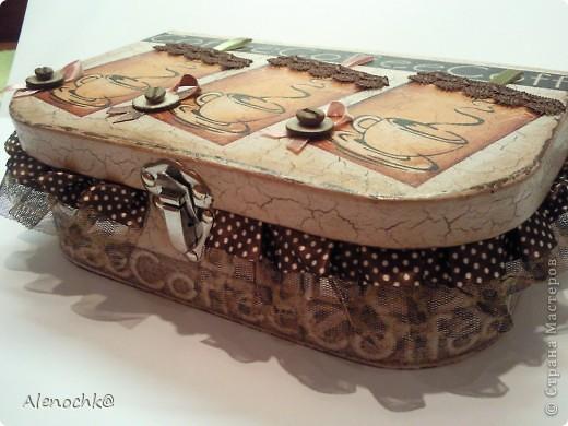 Купила по случаю себе коробочки в виде чемоданчиков в наборе 3 штуки. фото 7