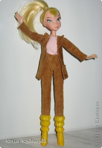 Платье для куклы. фото 2
