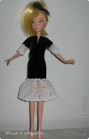 Платье для куклы. фото 3