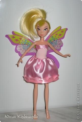 Платье для куклы. фото 1