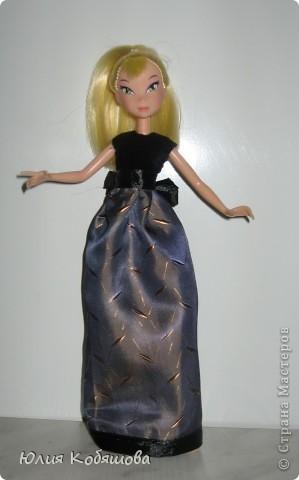 Платье для куклы. фото 4