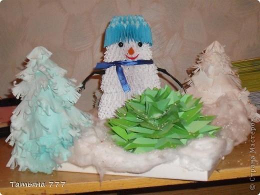 Самый добрый снеговик фото 2