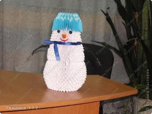Самый добрый снеговик фото 1