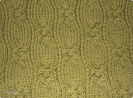 """Здравствуйте! За последнее время связала сынишке три свитерочка. Вот они. Все модели взяты из журнала """"Сабрина. Вязание для детей"""". Если кто-то заинтересуется, поделюсь схемами обязательно  Это наш любимый оливковый пуловер из мериносовой шерсти фото 2"""