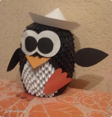 Увидела такого пингвинёнка на этом сайте и захотелось себе такого :) фото 1