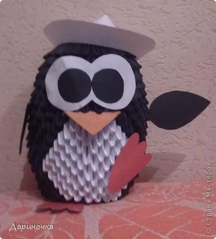 Увидела такого пингвинёнка на этом сайте и захотелось себе такого :) фото 2