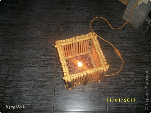 лампа ночник фото 3