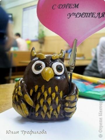 Это мы с сыном 6 класс) делали подарки для наших любимых учителей к их (да и моему тоже) профессиональному празднику.