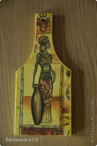 Досточка Африка