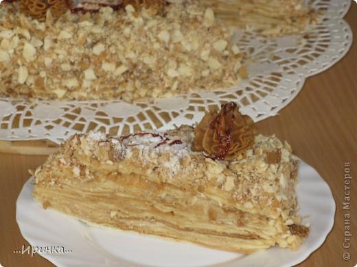 "тортик ""Наполеон""  фото 2"