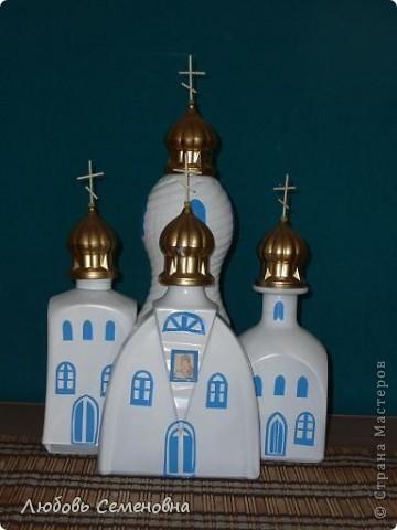 Церковь своими руками поделка