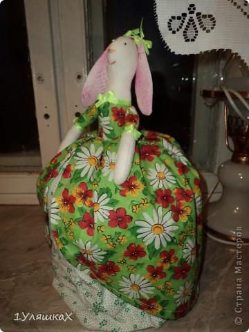 Я думаю что такой подарок в год кролика очень даже к месту фото 1