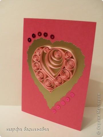 Скоро День Валентина.Хорошее настроение Почему бы не сделать открыточку. фото 4