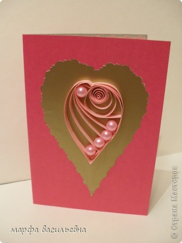 Скоро День Валентина.Хорошее настроение Почему бы не сделать открыточку. фото 5