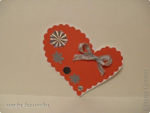 Скоро День Валентина.Хорошее настроение Почему бы не сделать открыточку. фото 1