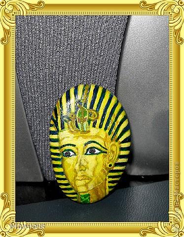 "Фараон  ""Тутанхамон"" в моей интерпретации."
