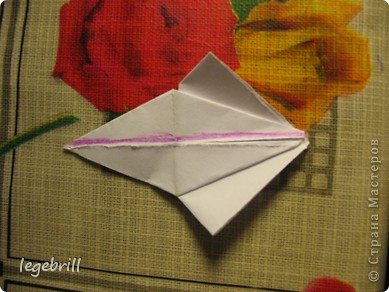 реалистичная лилия оригами фото 59