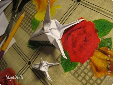реалистичная лилия оригами фото 58