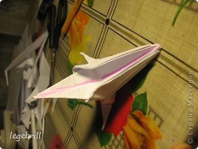 реалистичная лилия оригами фото 61