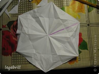 реалистичная лилия оригами фото 62