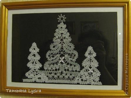 """Эта миниатюра сплетена по идее, найденной журнале """"Лена"""". фото 2"""