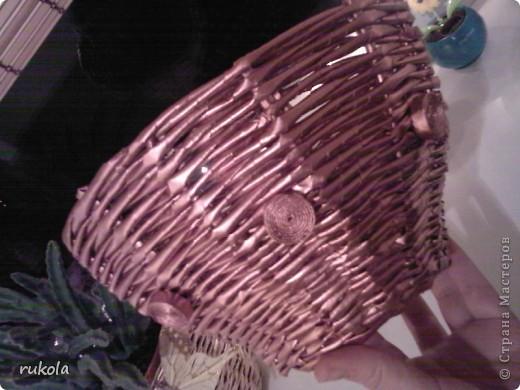 плетенка для фруктов,подарок фото 3