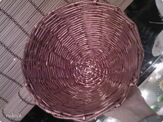 плетенка для фруктов,подарок фото 4