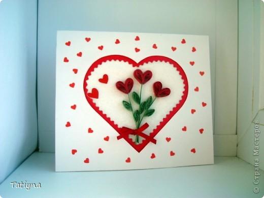 вот и у меня началась подготовка ко дню Св. Валентина, хочу показать вам мои валентинки фото 2