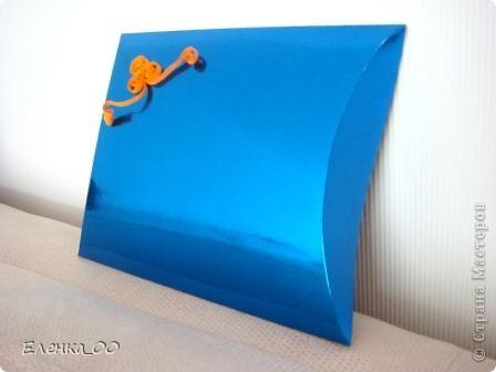 Это мои первые коробочки, которые делаются очень просто и с удовольствием! фото 4