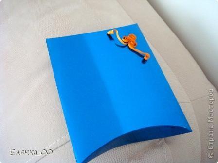 Это мои первые коробочки, которые делаются очень просто и с удовольствием! фото 5