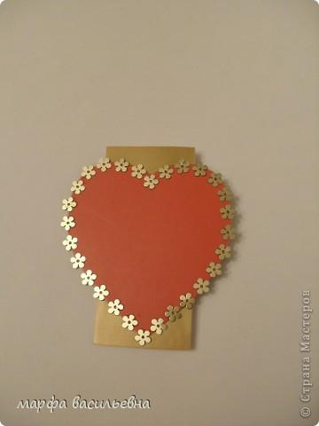 Скоро День Валентина.Хорошее настроение Почему бы не сделать открыточку. фото 3