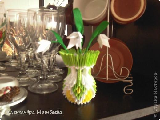 Вот такая вазочка стоит теперь у бабушки мужа, благодаря этому сайту!!!