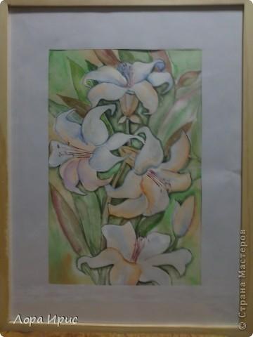 Картина написана в подарок другу. фото 2