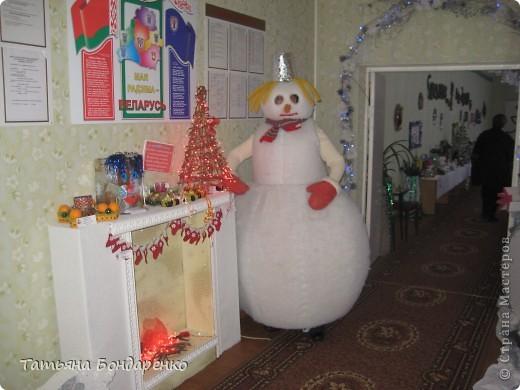 Фоторепортаж конкурса Снеговиков фото 24