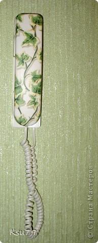 летом сменили обои в коридоре и домофон было решено украсить! фото 1