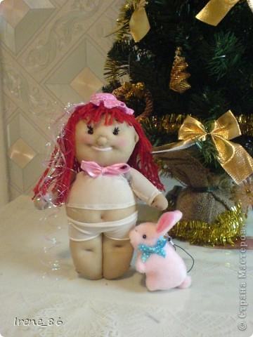 Повторяшка - кукла