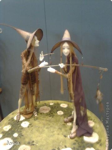 Куклы в исторических костюмах фото 3