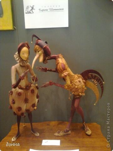 Куклы в исторических костюмах фото 4