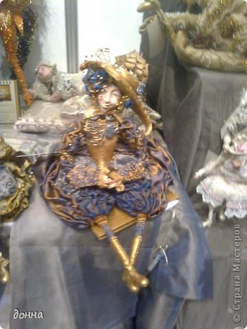 Куклы в исторических костюмах фото 19