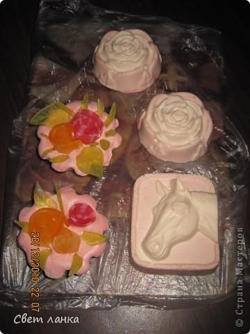 3х слойное пирожное! фото 6