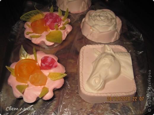3х слойное пирожное! фото 7