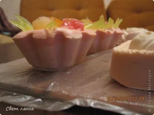 3х слойное пирожное! фото 3
