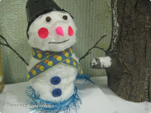 Фоторепортаж конкурса Снеговиков фото 11