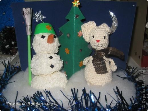 Фоторепортаж конкурса Снеговиков фото 4