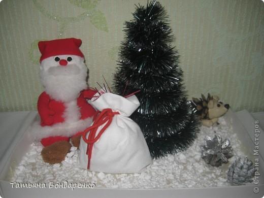 Фоторепортаж конкурса Снеговиков фото 8